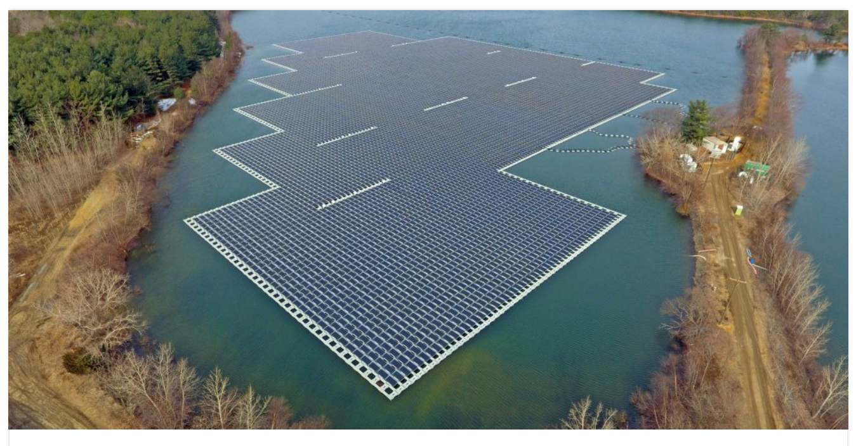 US Floating Solar